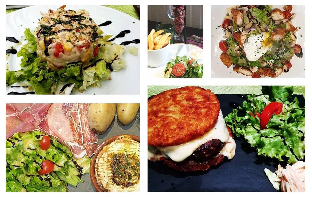 Le Restaurant - Le Montagnole - Saumur